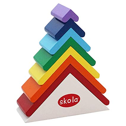 Phát triển giác quan tại nhà cho bé theo Montessori