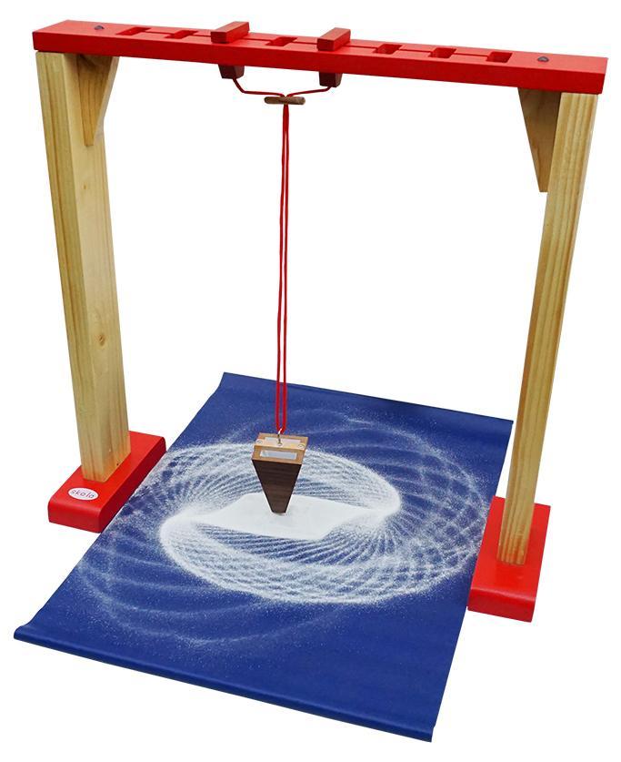 Đồ chơi montessori quả lắc cát