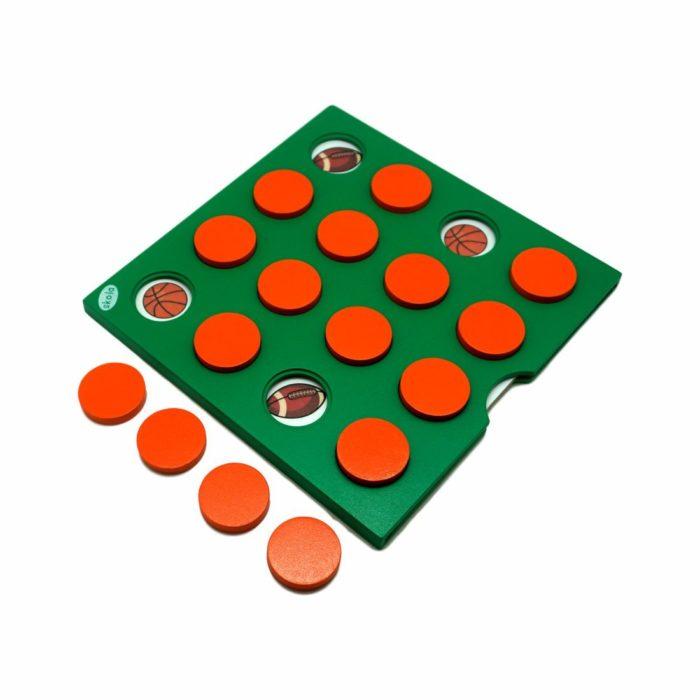 Đồ chơi Montessori trò trí nhớ