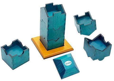 Đồ chơi Montessori xếp hình tháp