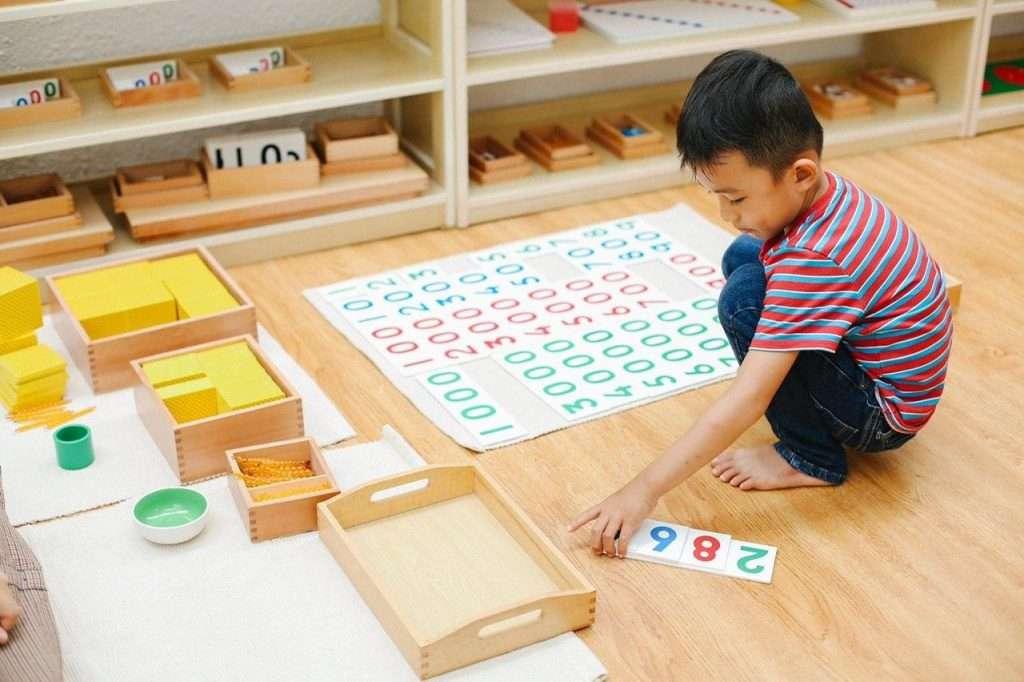 Giáo cụ Montessori là gì?