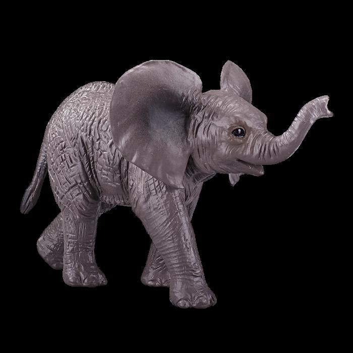 mô hình voi con