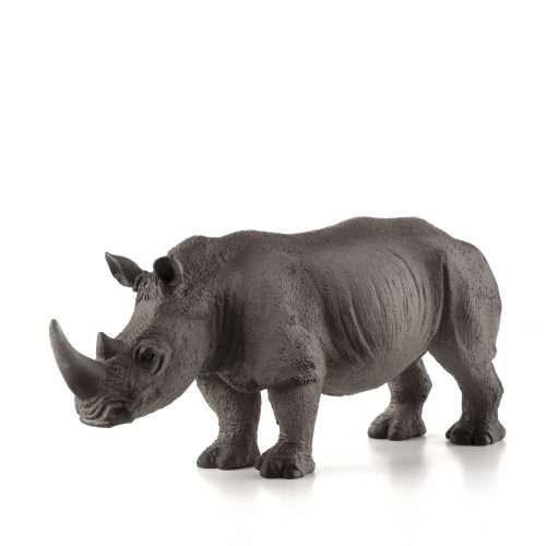 mô hình tê giác trắng
