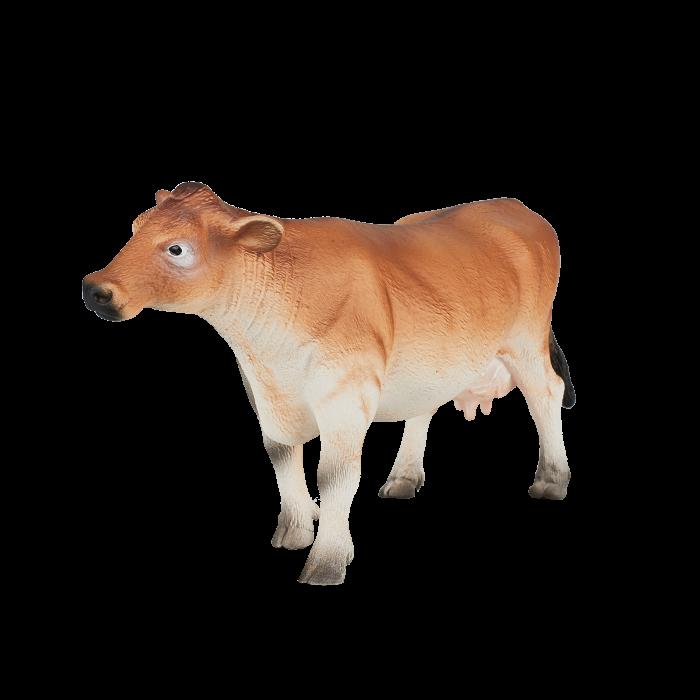 mô hình bò Jersey