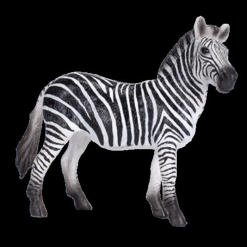 mô hình ngựa vằn