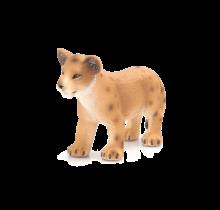 mô hình sư tử con đứng