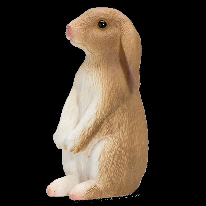 mô hình thỏ đứng