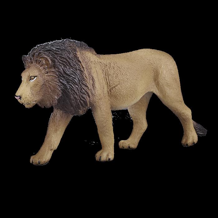 mô hình sư tử đực