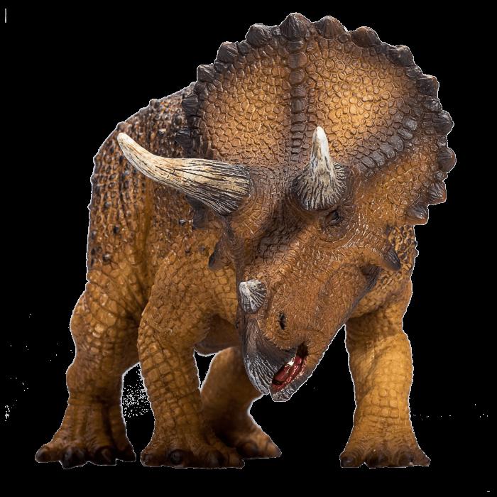 mô hình khủng long Triceratops