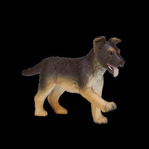 mô hình chó Becgie con